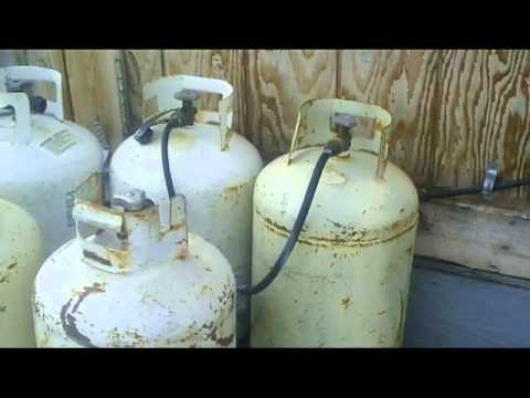 Cabin - This is Part One of 'Off Grid Propane' and describes how a Basic Off Grid Propane system is used and installed. Get detailed instructions: http://www.simples...
