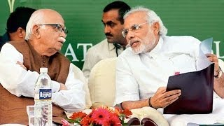 LK Advani to contest from Gandhinagar?