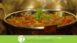 Dal | Indische Linsen | Vegetarisches Rezept