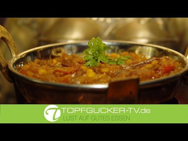 Dal   Indische Linsen   Vegetarisches Rezept