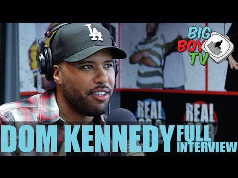 Dom Kennedy FULL INTERVIEW | BigBoyTV
