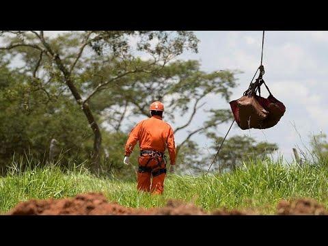 Βραζιλία – Φράγμα: Ελάχιστες ελπίδες για τον εντοπισμό επιζώντων…