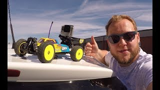 Lets run the TLR Mini 8ight buggy by horizon hobby. Watch as I show off the buggy and its top speed on high speed tarmac runs! Various footage is included to show this car off. Great bit of kit! This is the AVC model and 4wd. Using a 11.1v Orion Lipo.This RC is a 1/14th Scale buggy, nothing can stop it.Boasting a 20 minute 3s run time from 1200MAH lipo!Thanks for watching, Please like subscribe and share these videos!Cheers, Jake. Facebook Page Here: https://www.facebook.com/jakebillingonyoutube/