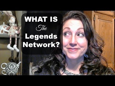 The Legends Network – How you earn extra money from home