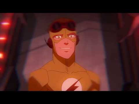 Kid Flash comes back epic twisted return Young Justice Outsiders Terminus