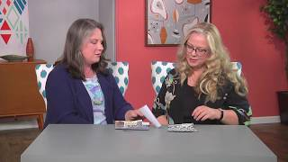 Heather Grant interviews Luana Rubin on the Tokyo Quilt Show on Fresh Quilting, Episode 207.