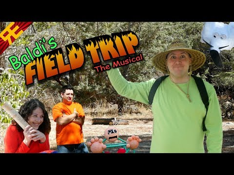 Video BALDI'S FIELD TRIP: THE MUSICAL [by Random Encounters] download in MP3, 3GP, MP4, WEBM, AVI, FLV January 2017