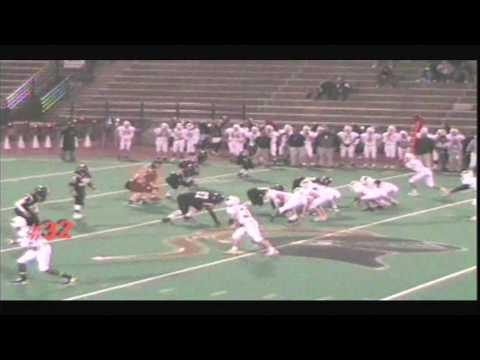 Khairi Fortt High School Highlights video.
