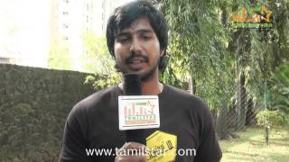Vishnu at  Mundasupatti Movie Press Meet