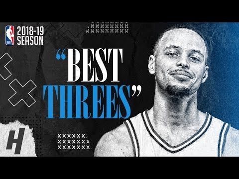 Stephen Curry BEST & DEEPEST 3 Pointers from 2018-19 NBA Season & Playoffs!