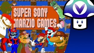 Vinny streams Super Sony Marzio Games (It Might Be NES) for PSX live on Vinesauce! Subscribe for more Full Sauce Streams ...