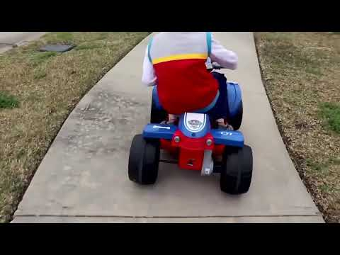 Kids Play with Paw Patrol Toys / Pretend Play Paw Patrol