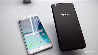 Video Oppo F3 plus hands on review [CAMERA, GAMING, BENCHMARKS] MP3, 3GP, MP4, WEBM, AVI, FLV Februari 2018