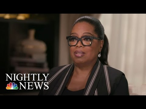 Oprah Speaks To Tell Story Of Henrietta Lacks, The Woman Who Changed Medicine   NBC Nightly News
