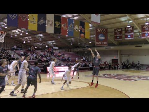 Lynchburg Men's Basketball at Hampden Sydney