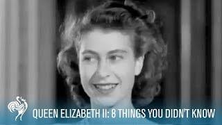 Video Queen Elizabeth II: 8 Amazing Things You Didn't Know | British Pathé MP3, 3GP, MP4, WEBM, AVI, FLV Juli 2018