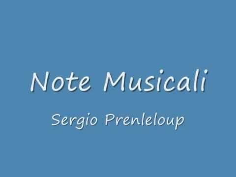 NoteMusicali