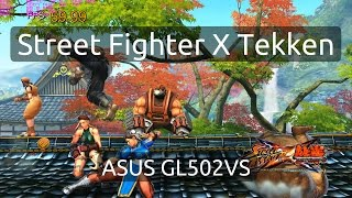 Gameplay of Street Fighter X Tekken on the ASUS GL502VS running the nVidia GTX 1070.Captured with nVidia GeForce Experience.Twitter: https://twitter.com/IVIauriciusInstagram: https://www.instagram.com/IVIauriciusFacebook: https://www.facebook.com/IVIauriciusSteam: http://steamcommunity.com/id/IVIauriciusPatreon: https://www.patreon.com/IVIauriciusPayPal Donate: https://goo.gl/yvOyR1ASUS GL502VS Specs:Intel Core i7 6700HQ32GB 2133Mhz DDR4 RAM1TB Crucial MX300 m.2 SSD2TB Seagate 5400RPM HDDnVidia GTX 1070Settings:Max Settings1920x1080GSync Disabled