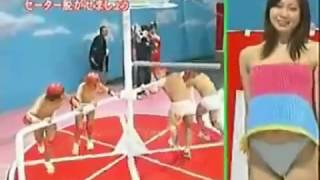 sexy Crazy Japanese game show
