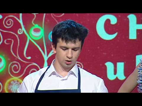 Кулинарное Шоу Утром Первого Января | Мамахохотала