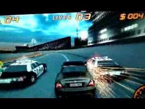 asphalt urban gt 2 psp video