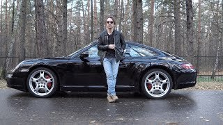 Porsche 911 (997) как автомобиль на каждый день / Antony Crow