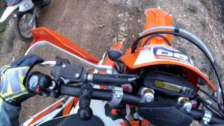 6. 2016 KTM 500 EXC - 2nd Enduro Competition - Final Race