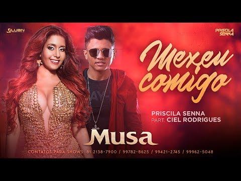 Banda Musa e Ciel Rodrigues - Mexeu Comigo (Million Reasons) (видео)