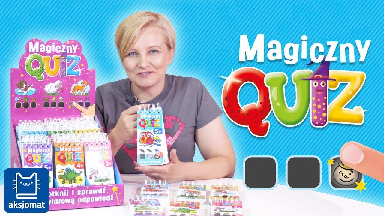 Magiczny Quiz, Wydawnictwo Aksjomat