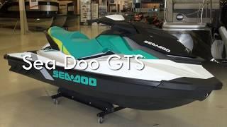 9. 2018 Sea-Doo GTS