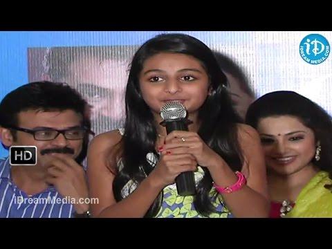 Drishyam Movie Premiere Press Meet - Victory Venkatesh - Meena