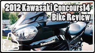 7. 2012 Kawasaki Concours14 - Bike Review