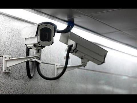 Emmeline Taylor - Watching the Watchers: Der stetige Kriechen CCTV