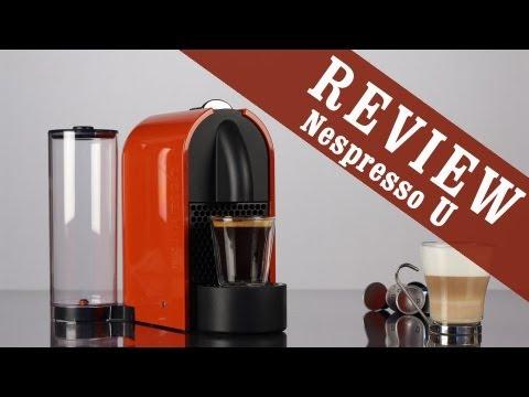 Nespresso U - Exclusive Review