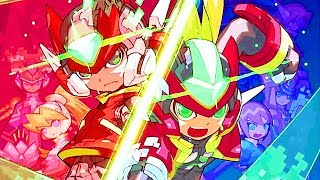 MEGA MAN ZERO / ZX LEGACY COLLECTION Trailer (2020) PS4 / Xbox One / PC by Game News