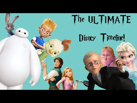 The Disney TIMELINE! [Theory]