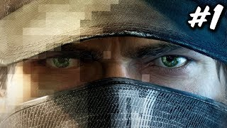 Watch Dogs: Gameplay / Walkthrough / Playthrough  - Part 1 - WHERE ARE ALL THE DOGS?!