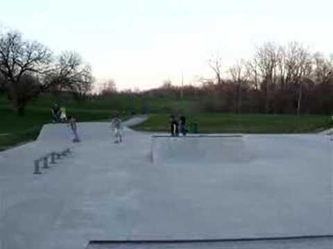 Nice Run By Matt at Lenexa Skatepark