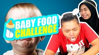 Video JIJIK! BABY FOOD CHALLENGE w/ Ria Ricis MP3, 3GP, MP4, WEBM, AVI, FLV Desember 2017