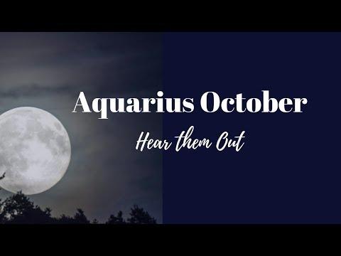 AQUARIUS October 2018: Hear Them Out #aquarius