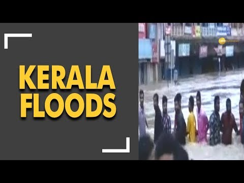 Kerala Floods: 324 Dead Till Now; 12 Districts On Red Alert