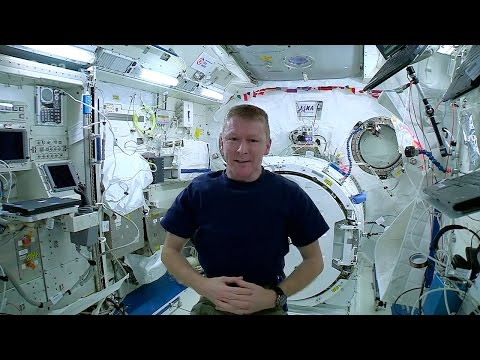Tim Peake Proves Astronauts Don t Get Dizzy