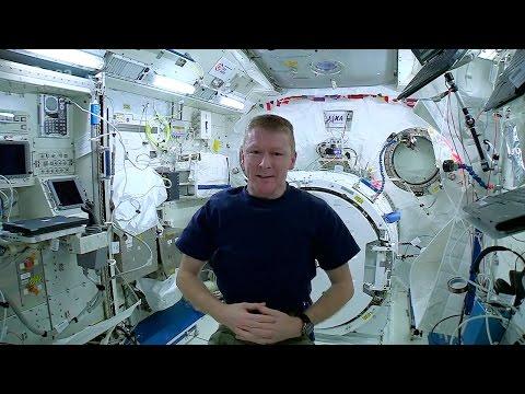 Tim Peake Proves Astronauts Don t Get Dizzy