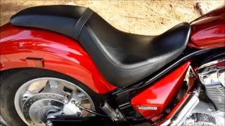 6. 2010 Honda Sabre VT1300 at Motoworld of El Cajon