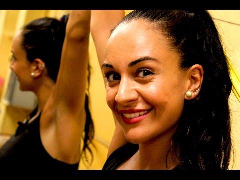 zumba basic - passi base per dimagrire ballando