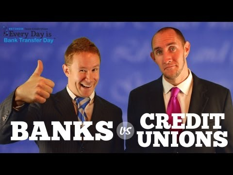 Financial Debate: Banks vs. Credit Unions