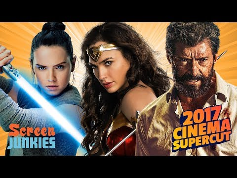 The Year In Movies: 2017 Cinema Supercut