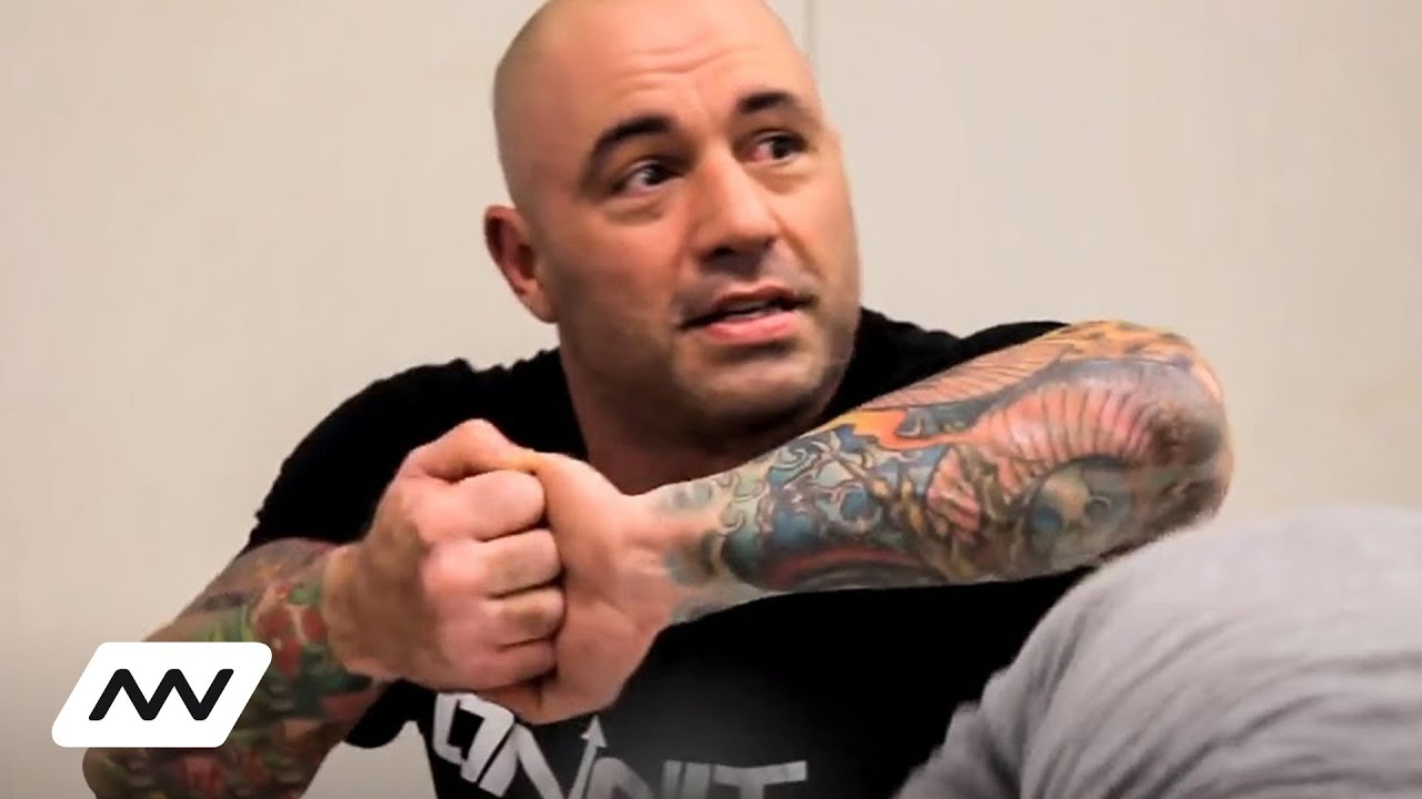 "Joe Rogan Teaches the Jiu Jitsu ""Imanari"" Finish Step By Step"