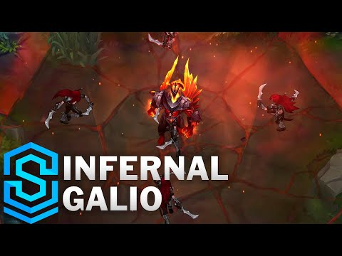 Infernal Galio - Galio Hỏa Ngục