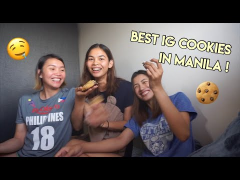 Best Ig Cookies In Manila | Kianna Dy